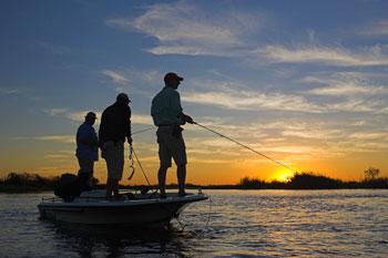 sekoma fishing